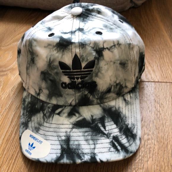 aebe2f3b7 Adidas Originals Relaxed tie dye Strapback NWT